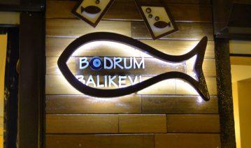 Bodrum Meyhaneler Sokağı - Bodrum Balık Evi